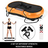 Sterling Power Vibration Plate Exercise Fitness Slimming Full Body Shaper Weight Loss Machine