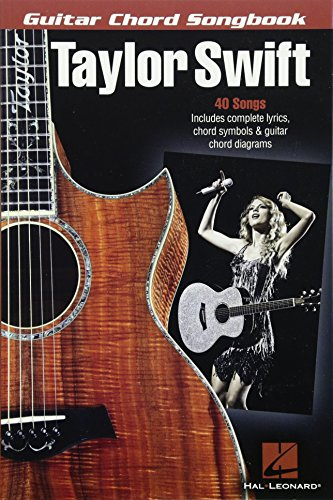 Taylor Swift: Guitar Chord Songbook