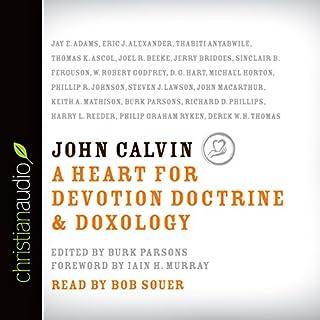 John Calvin cover art