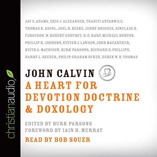 John Calvin audiobook cover art