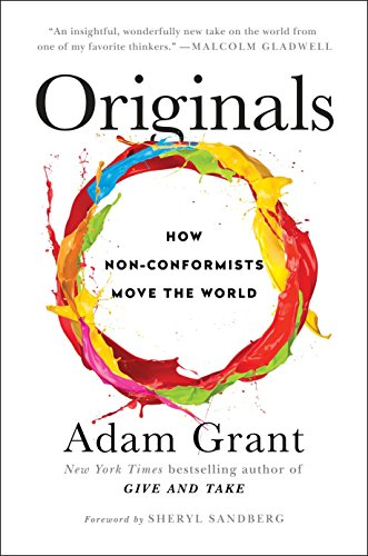 Image of Originals: How Non-Conformists Move the World