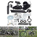 DBSCD Kit de Motor de Motor de Gasolina de 2 Tiempos de 80 CC para Bicicleta motorizada