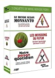 Marie-Monique Robin Collection - 3-DVD Box Set ( Le monde selon Monsanto / Les moissons du futur / Notre poison quotidien ) ( The World According to Mons [ NON-USA FORMAT, PAL, Reg.2 Import - France ] by David Baker