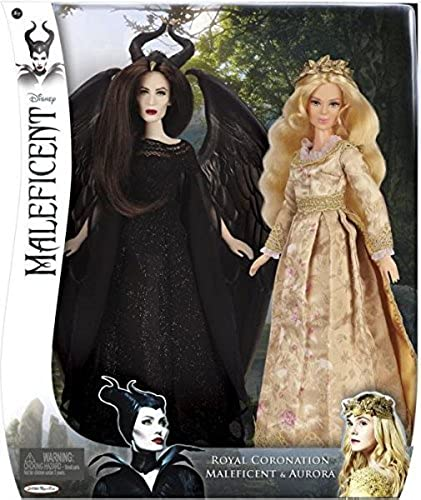 Disney Royal CGoldnation Doll with MALEFICENT and AURORA (82831) by Disney