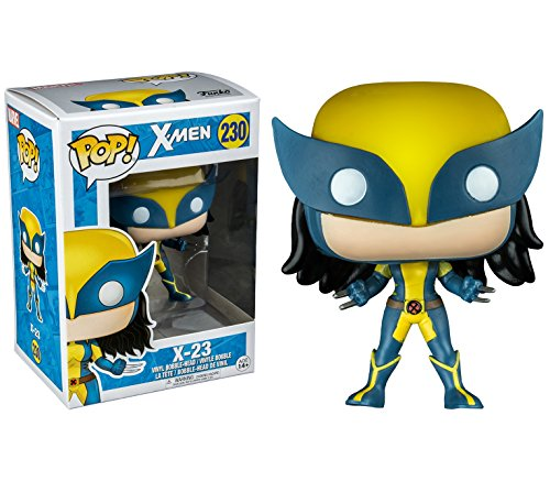 Figur POP Marvel X-Men x-23 Exclusive