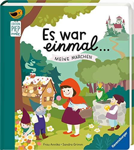 Es war einmal: Meine Märchen: Meine Marchen (Edition Piepmatz)