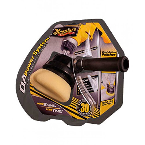 Meguiar's Action polijstmachine DA Powersystem