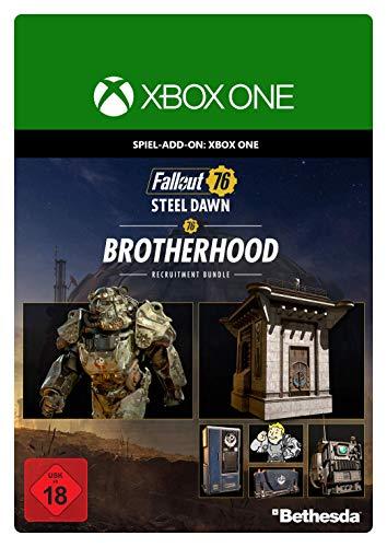 Fallout 76: Brotherhood Recruitment Bundle | Xbox One - Download Code