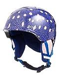 Roxy Slush-Snowboard/Esquí Casco, Niñas, Mazarine Blue Tasty Hour, L/XL
