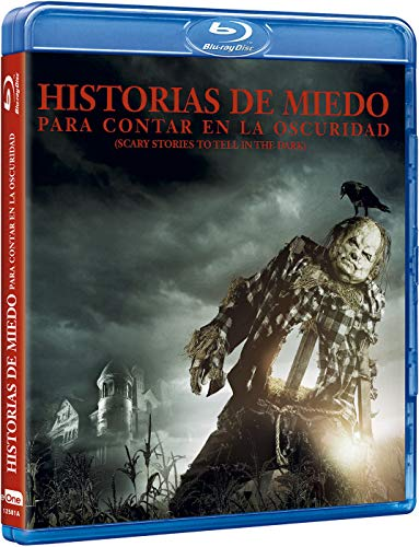 Historias de miedo para contar en la oscuridad (BD) Blu-ray