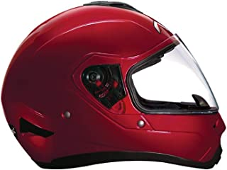 MAVOX FX21 570 Full Face Helmet (Cherry Red, 570 mm)