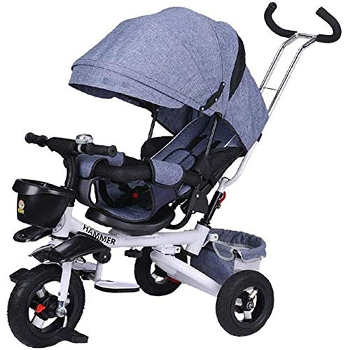 Great Features Of Trike Kids' Tricycles Baby Stroller Children Bicycle,Portable Collapsible Kids Tri...