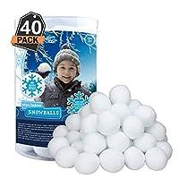 屋内用雪玉 40個セット 子供用 雪合戦