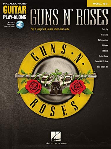 Guns N' Roses: Guitar Play-Along Volume 75 (English Edition)