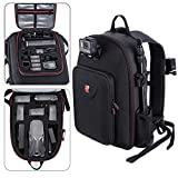 Smatree Backpack Compatible with DJI Mavic 2 Pro/Zoom/Osmo Pocket 2/ Osmo Pocket/OSMO Pocket Charging Case/DJI Osmo Action/Gopro Hero 9/8/7/6/5(Not for Smart Controller)