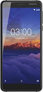 Nokia 3.1 Ta-1074 16Gb Black in Original Box(Renewed)