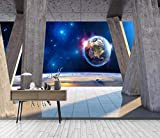 Foto Tapete Vlies Malerei Vlies dekoration Poster Bild