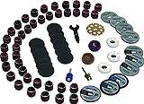 Dremel SC725 EZ SpeedClic Kit - Coffret de 70 Accessoires pour Outils Multifonction Rotatifs pour...