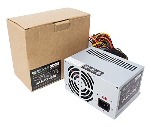 Replacement TFX Power Supply for Dell XW602 XW783 XW784 YX299 Upgrade 420w NEW