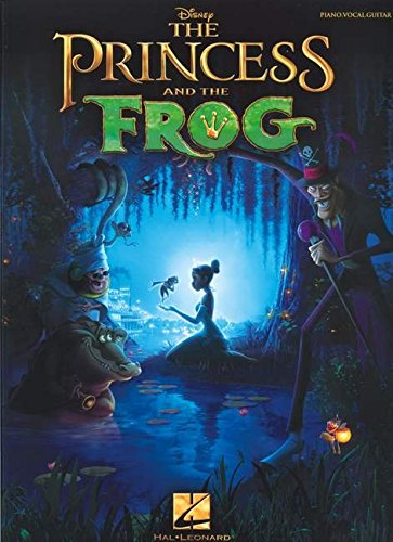 The Princess And The Frog - PVG: Songbook für Klavier, Gesang, Gitarre