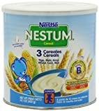 Best Vitamin-Rich Baby Cereal - Nestle Baby Cereal