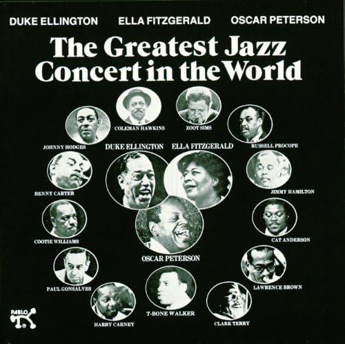 Duke Ellington, Ella Fitzgerald & Oscar Peterson