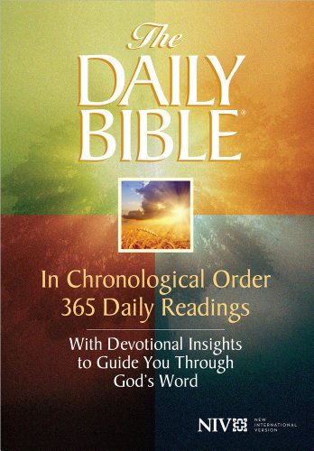 Compare Textbook Prices for The Daily Bible® NIV 7.2.2012 Edition ISBN 9780736944311 by Smith, F. LaGard