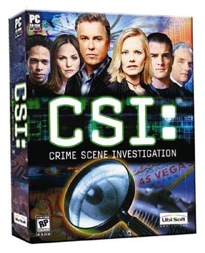 CSI: Crime Scene Investigation - PC