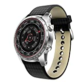 LENCISE Android Smartwatch Phone Android 5.1 1.39Inch Screen MTK6580 Quad Core 8GB...