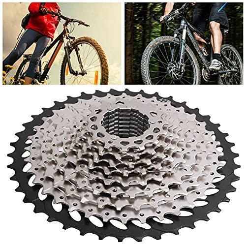11-hastighets frihjul, ingen deformation Mountain Bike Svänghjul Korrosionsmotstånd mot hög temperatur mot mountainbike för vägcykel