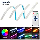 Best Daytime Running Led Strips - 2Pcs 24 Inches DRL LED Strip Lights, YANF Review