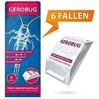 Gerobug Trampa para pececillos de Plata probar los pececillos de Plata + Libro electrónico para Combatir los pececillos de Plata + Asistencia de Expertos.
