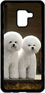 Tyboo Case for Galaxy A7 2018 Kid Great Customize with Bichon Frise Tenerife Dog Soft
