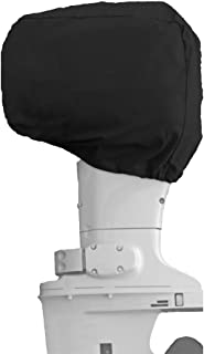 MSC Outboard Motor Cover,Half Outboard Motor Cover, Color Gray,Pacific Blue Available