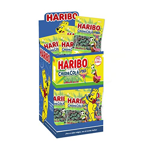 HARIBO Chispa Cola, X 40.00 G, 30 Unidades