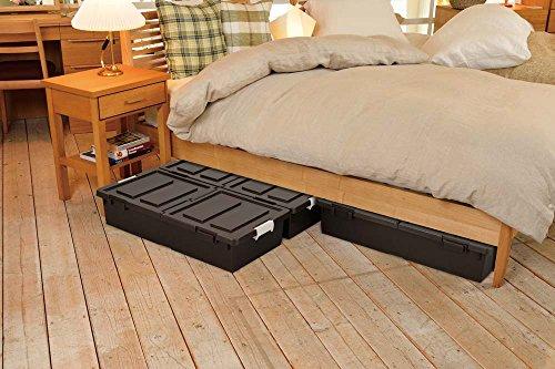 JEJ『ベッド下収納ボックス』