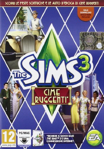 The Sims 3: Cime Ruggenti
