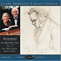 Schubert: Four-Hand Works Vol.2