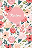 Best Blank Recipe Books - Recipes: Blank Recipe Book Journal to Write In Review