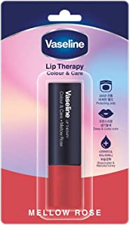 Vaseline Lip Therapy Color & Care, Mellow Rose, 4.2g - Pack of 1 ULV-68123711-0