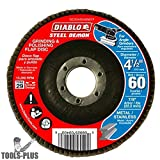 Dcx045060n01f Diablo Abrasive 4.5 Flap Disk 60g