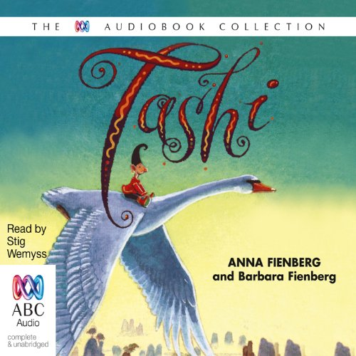 Tashi audiobook cover art