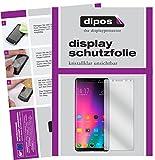 dipos I 6X Protector de Pantalla Compatible con Elephone U Pro pelicula Protectora Claro