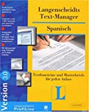 Langenscheidts Text-Manager Spanisch -