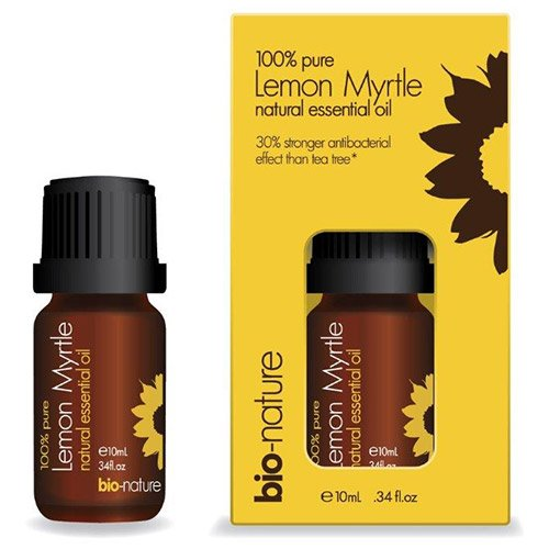Bio-Nature 100% Pure Lemon Myrtle Essential Oil 10ml