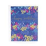 Hallmark Birthday Card (Floral Design)