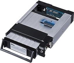 ラトックシステム SATAリムーバブルケース・内蔵タイプ(ブラック) SA3-RC1-BKX