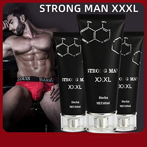 60 ML Natural Essential Message Desire Sensual Massage Gel for Sex Enlarge Massage Permanent Thickening Growth Pills Increase Dick Liquid Men Health Care Enlarge Oil Delay Performance Boost Strength