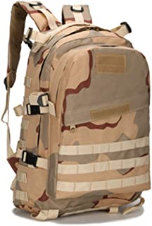Waterproof Oxford Camping Outdoor Sports Army Tactics Backpack-4#
