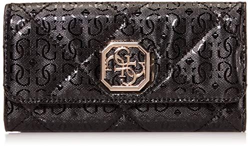 cartera negra para mujer fabricante GUESS